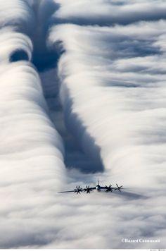 Ту-95МС. Небесный пахарь!