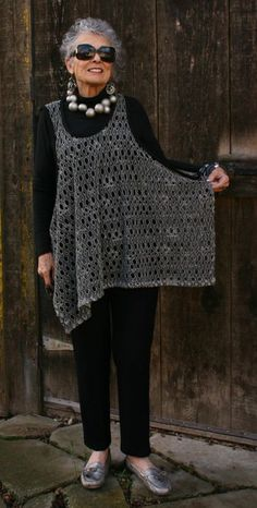 Ideas Crochet Poncho Vest Ideas For 2019 Poncho Au Crochet, Pull Crochet, Crochet Vest Pattern, Crochet Patterns, Tunic Pattern, Doodle Patterns, Sewing Clothes, Crochet Clothes, Diy Clothes