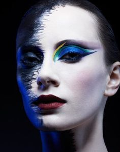 artistic make up                                                                                                                                                                                 More