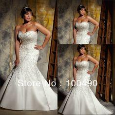 13518 Custom Photos bridal alibaba plus size wedding dress in dubai 2013-in Wedding Dresses from Apparel & Accessories on Aliexpress.com $291.50