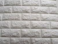 2016 nuovo stile materiale decorazione della casa di mattoni auto titolo muro adhensive XPE