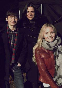 Henry Emma and Regina