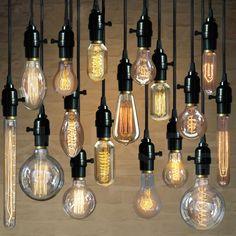 Industrial Pendant Lamp Edison Bulb Socket Hanging Pendant Light Holder in Home & Garden,Lamps, Lighting & Ceiling Fans,Lighting Parts & Accessories