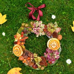Fall mixed wreath di MAGNOLIAHL su Etsy