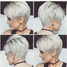 10 new short hairstyles for thick hair women haircut ideas hairstyle models Pixie Haircut For Thick Hair Hair Haircut Hairstyle hairstyles ideas models short Thick Women Short Hairstyles For Thick Hair, Short Grey Hair, Short Pixie Haircuts, Short Blonde, Pixie Hairstyles, Short Hair Cuts, Curly Hair Styles, Pixie Cuts, Haircut Short