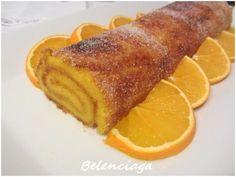 Creía que el pastel de naranja (torta de laranja) estaba publicado en el blog, pero buscándola el otro día para recomendársela a mi amiga Alicia, me di cuenta de que debió de quedar vagando por el espacio virtual. Por una parte, mejor así, ahora además...