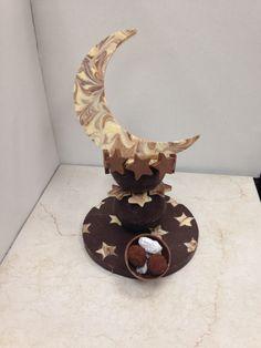 Chocolate showpiece
