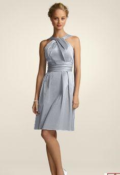 davids bridal bridesmaid dresses  style #: 83690  color: silver