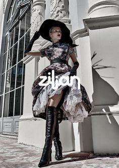 Brilhos da Moda: Gothic - só para inspirar