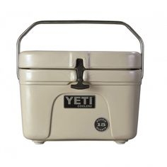 YETI COOLERS ROADIE(15QT) haven't seen this one.