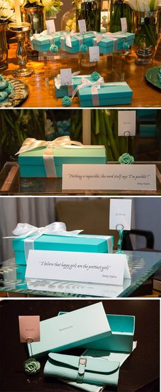 Tiffany & Co. quotes from Audrey Hepburn