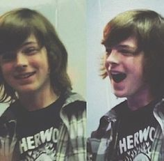 Chandler riggs - Carl grimes of twd