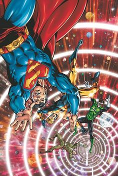 Justice League by Dan Jurgens *
