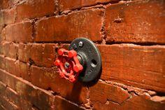 Industrial Spigot Wall Hook - - Amazon.com