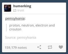Chem jokes are my life