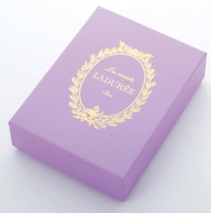laduree purple/lilac/lavender