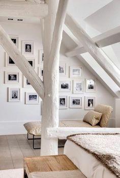 75 Meilleures Images Du Tableau Chambre Comble Bedrooms Bedroom
