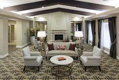 Image result for senior living reception desks
