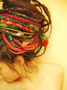 If I had dreads........