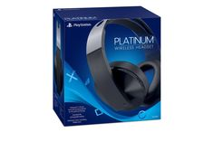 [Screenshot] Playstation announces Platinum Wireless Headset #Playstation4 #PS4 #Sony #videogames #playstation #gamer #games #gaming