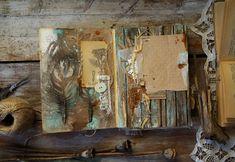 """МАСТЕРСКАЯ """"ECO-Home-Handmade"""": Блок 4. Заключительный урок. Коробка для альбома."""