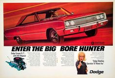 Cars We Remember: More on Dodge automobiles, past and present