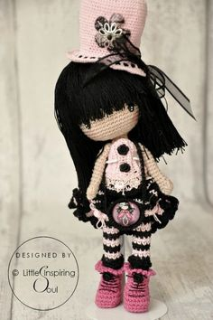 new crochet doll