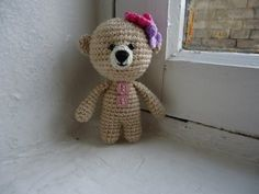 Amigurumi Tutorial Osito : Orsetto uncinetto amigurumi tutorial bear crochet osito