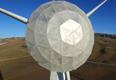 GE's new dome-shaped ecoROTR boosts wind turbine performance by 3% | Inhabitat…