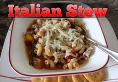 Living on Cloud Nine: ITALIAN STEW