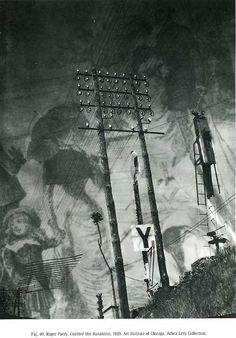 "Roger Parry Untitled (for ""Banalités"") 1929"