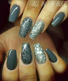 Silver, platinum, pewter, gray