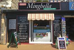 Minghella Ice Cream, Ventnor Esplanade, Isle of Wight, #isleofwight #iw #iow #tasteofthewight
