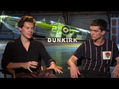 Harry, Niall, Liam and Louis — thedailystyles: Harry Styles and Fionn Whitehead -...