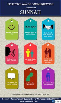 Islamic communication