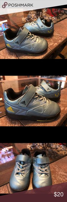 best service 62340 5e1c1 Adidas Messi Size 6c Light weight slip on shoe. Good Condition. Laces are  for