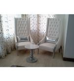 Buy Studded High Back Chair by Phinza Furniture online from Pepperfry. ✓Exclusive Offers ✓Free Shipping ✓EMI Available