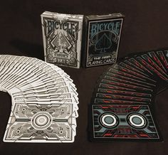 GRID 2.0 Bicycle® Playing Cards by 4PM DESIGNS — Kickstarter