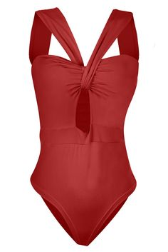 Body Outlet Dri Liso Poliamida Maiô Alça Grossa Cruzada Busto Vermelho Summer Of Love, Summer Looks, One Piece Swimwear, One Piece Swimsuit, Outlet, Bikini Set, Bathing Suits, Bodysuit, Swimsuits