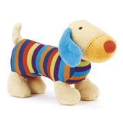 Little Jellycat Jazzie Monkey, Pony and Puppy from £9.95