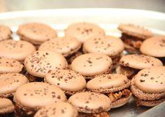 Chicken Mole Macarons
