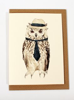 Charming Animal Illustrations Paired with Clever Phrases - My Modern Metropolis