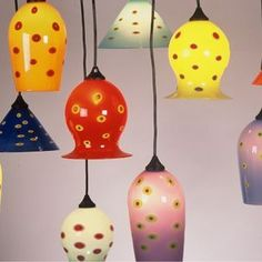 Hanging Lamps by
