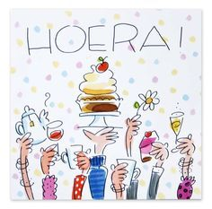minnie first birthday party Happy Birthday Tag, Birthday Tags, Birthday Greetings, Blond Amsterdam, Amsterdam School, Happy B Day, Birthday Pictures, Funny Cards, Birthday Balloons