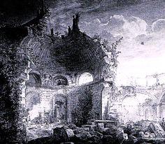 Bank of England    London, UK. 1792-1823    Author: John Soane