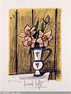 Bernard Buffet, Petit bouquet, 19xx