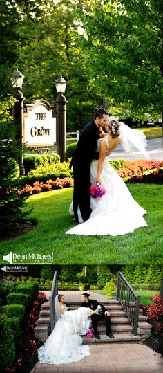#wedding at St. Anthony's Church and @The Grove!