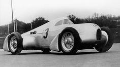1935 Auto Union Rekordwagen Typ B Lucca > Auto Union Rennwagen > 1932-1945 > Audi Brunei