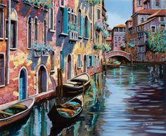 Venezia In Rosa Guido Borelli