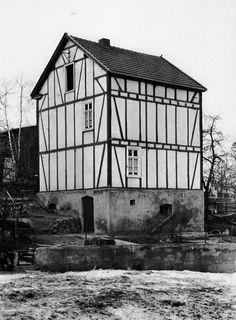BERND UND HILLA BECHER SIEGENER STRASSE 67, GOSENBACH, 1960